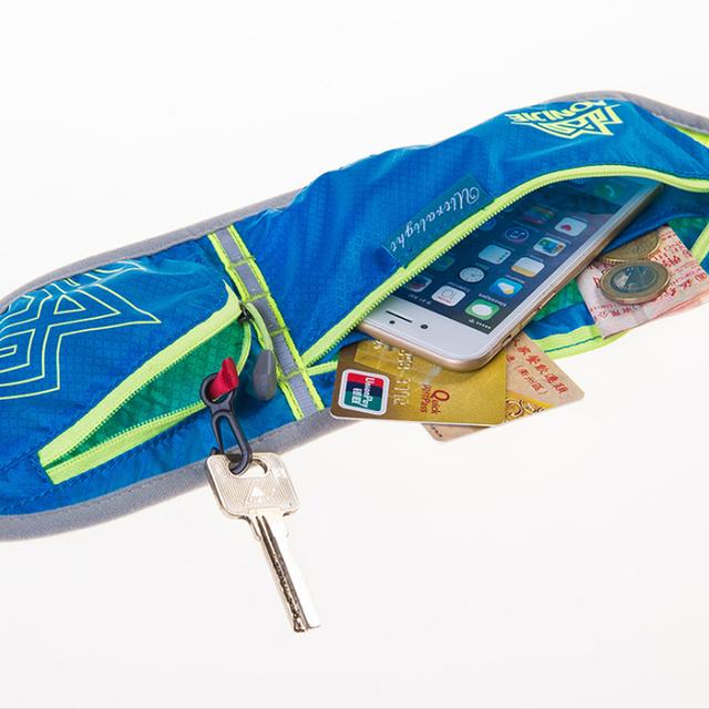 Sport Waist Lightweight Nylon Bag