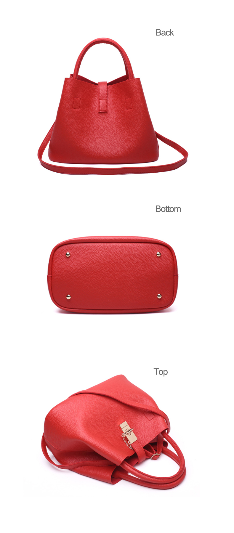 Explosion promotion in 2019, low price one day snapped up, Handbags, Fashion  Shoulder Bags pink one size 12