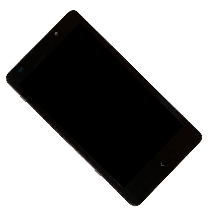 ФОТО display assembly with touchscreen and front panel for Nokia for XL Dual Sim