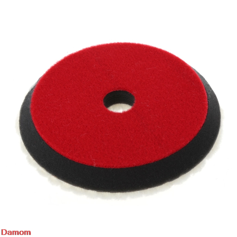 6 150mm Car Auto Soft Wool Buffing Polishing Pad Professional Detailing Mixed Color