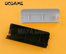 OCGAME wysokiej jakości czarny/biały wymiana pilota baterii pokrywy skrzynka dla WII 120 sztuk/partia
