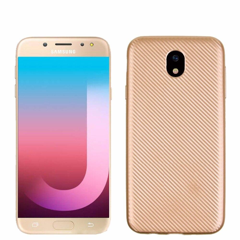fashion rose gold carbon fiber back cover phone cases for samsung galaxy j7 2017 j730f j730 eu. Black Bedroom Furniture Sets. Home Design Ideas