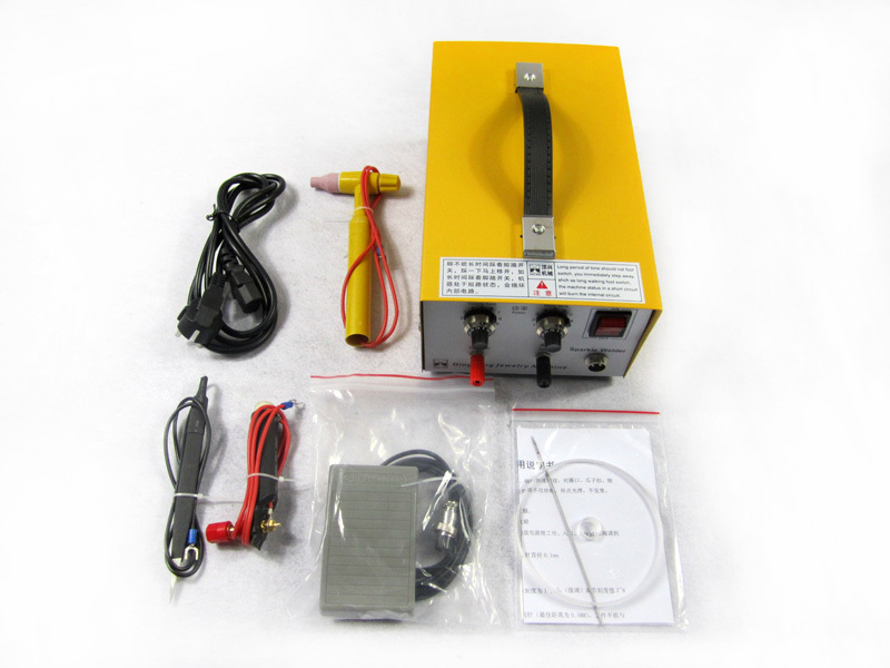 DX-30A jewelry laser welder handheld mini laser spot welding machine for xbox chip repair цена и фото