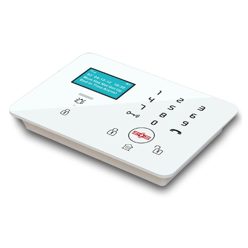 K9 Multifunctionele GSM/3G/4G Alarmsysteem PIR Sensor Huis Office Inbraak Inbraakalarm Systeem iOS/Android APP Controle K9 Multifunctionele GSM/3G/4G Alarmsysteem PIR Sensor Huis Office Inbraak Inbraakalarm Systeem iOS/Android APP Controle