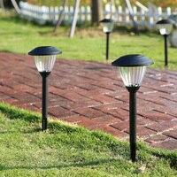 Solar Landscape Garden LED Outdoor Path Garden Villa Lawn Lamp