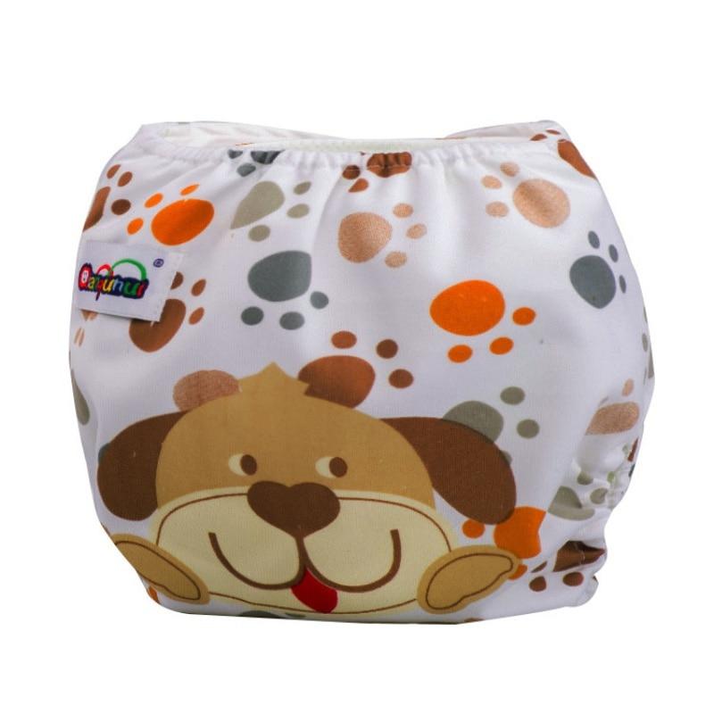 1 PC Wielokrotnego użytku Oddychające pieluchy dla niemowląt - Pieluchy i Trenowanie toalety - Zdjęcie 1