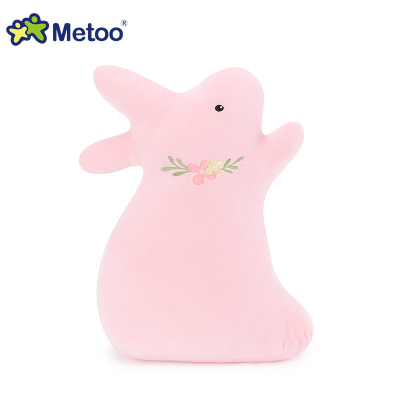 Kawaii Plush Stuffed Animal Cartoon Kids Toys for Girls Children Baby Birthday Christmas Gift Elephant Pillow Metoo Doll cartoon sika deer stuffed jungle animal plush toys kids doll schattige knuffel wedding decoration pelucias toys for girls 50g475