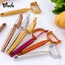 1 шт Многофункциональный Нержавеющая сталь нож овощи фрукты картофель морковь острый нож Кухня инструменты Кухня аксессуары