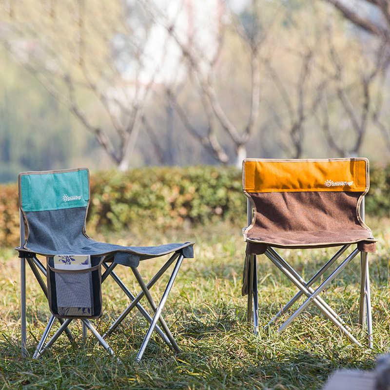 Портативный походный пляжный стул S складной Рыбалка Открытый Отдых 600D шлифования Оксфорд зеленый темно синий прочный стабильный пляжное кресло