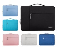 Mosiso Polyester New Men Women Notebook Briefcase Carry Case Bag For Laptop 12 9 13 3