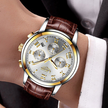 LIGE Men Watches LG9810