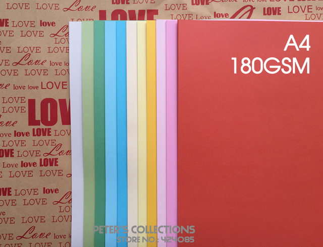 Free shipping a4 180gsm 22 pcs colorful card paper copy printing free shipping a4 180gsm 22 pcs colorful card paper copy printing paper craft gift invitation specialty stopboris Choice Image
