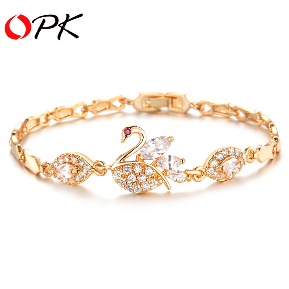 plated in item yellow jewelry chain bracelet chian charm wristband length gift fate man classic causual love accessory color casual gold fashion link bracelets party woman