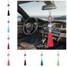 Автомобильный освежитель воздуха, автомобильный освежитель духов, украшение для автомобиля, художественная подвеска с кисточкой, висячие украшения G007