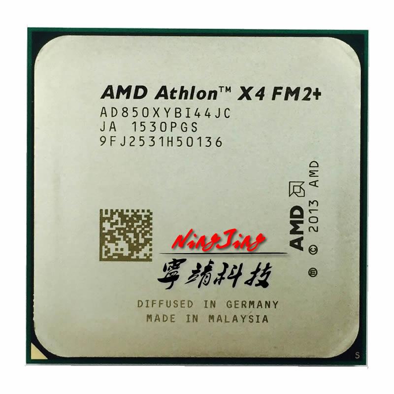 AMD Athlon X4 850 3 2 GHz Quad Core CPU Processor AD850XYBI44JC Socket FM2