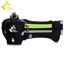 Free Knight Waterproof Running Hydration Belt Reflective Sport Running Water Hip font b Phone b font