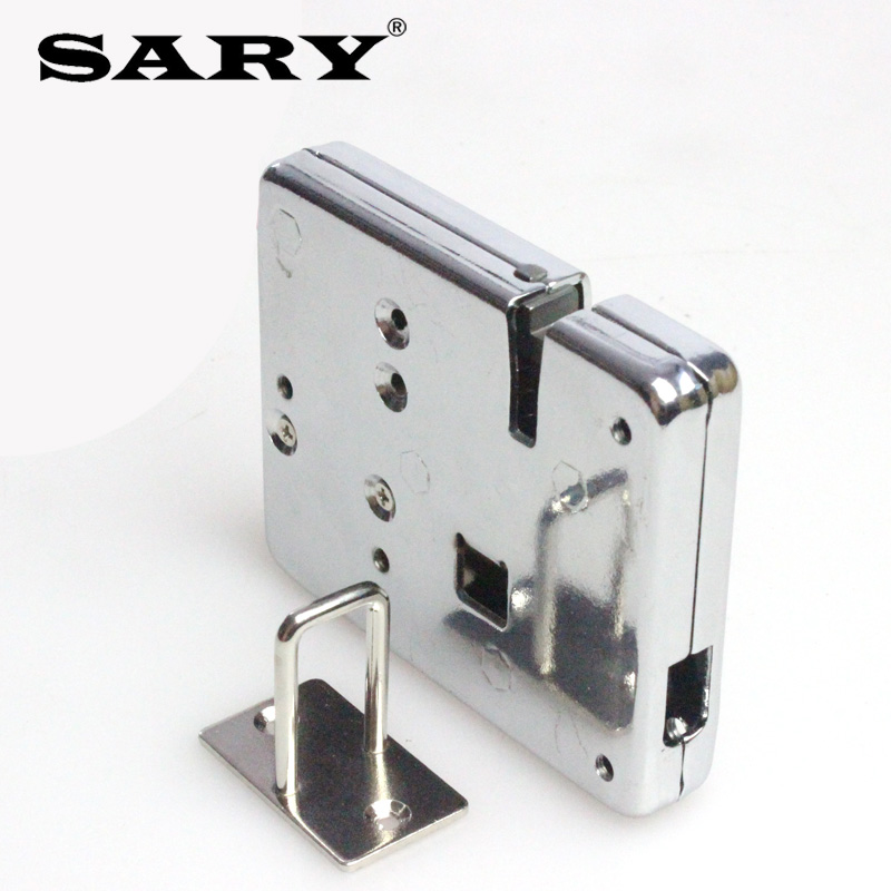 XG-08 DC12V Cabinet Lock Mini Cabinet Door Lock Supermarket Locker Lock