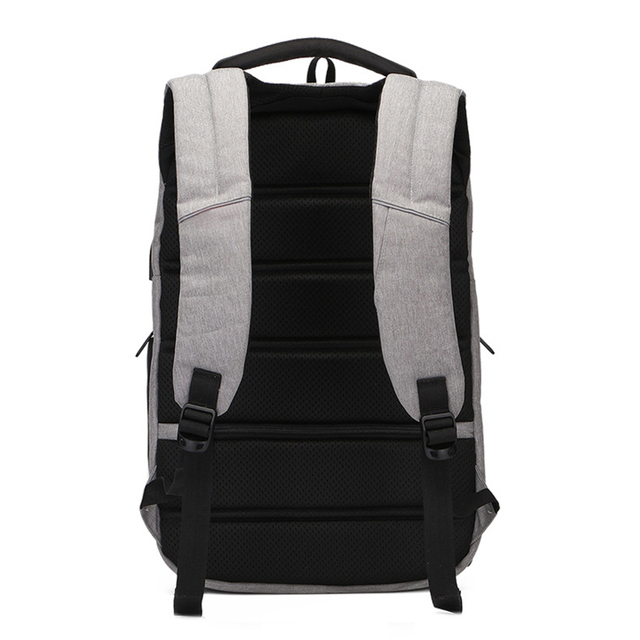 MAGIC UNION Travel Laptop Backpack Anti Theft Laptop Backpack USB Charging Port Water Resistant College School Bag for Men Women 2