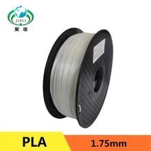 Wholesale 1.75mm Silk feeling PLA Filament 1kg 3D Printers Filament Natural/Blue/Green/Red/Golden