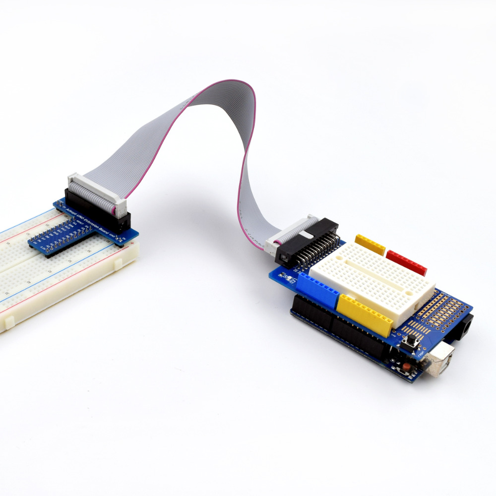 Adeept New Arduino прототиптік прототиптік - Смарт электроника - фото 5