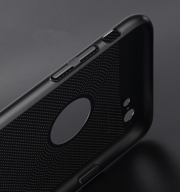 Ultra Slim Breathable Phone Case For iPhone Models