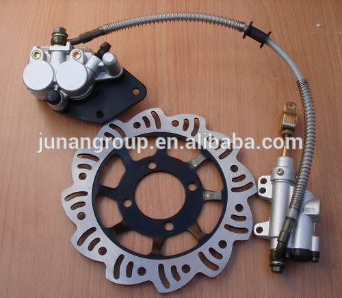 Тормозная система для питбайка 2 rear ssr coolster pitster pro ycf piranha sdg 110cc 125cc