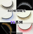 uncle 1/3 1/4 1/6  doll Accessories for BJD/SD BJD Eyelashes for doll  1 pair  YS-01-06