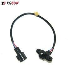 CENWAN Crankshaft Crank Position Sensor in Ignition System MR578312 For Mitsubishi  Stratus Galant Eclipse 5S1857 J5T25175