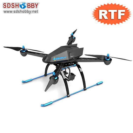 IDEAFLY IFLY 4 Quadcopter Four axle Flyer RTF with 2 4GHz Radio Control Battery Cameral Gimbal