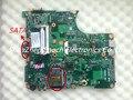 Para toshiba satellite l305d v000138200 6050a2175001-mb-a02 placa madre del ordenador portátil sata dvd