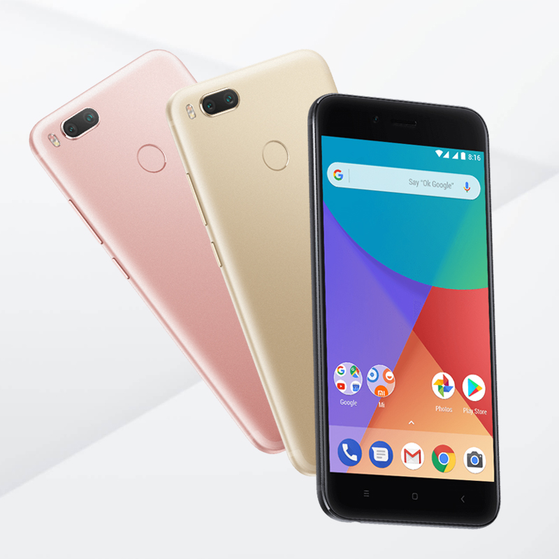 "Global Version Xiaomi Mi A1 4GB 32GB MiA1 SmartPhone Snapdragon 625 Octa Core 5.5"" 1080P Dual Camera 1"