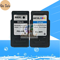 2PKs For Canon PG 440 CL 441 PG-440 CL-441 Ink Cartridge PG440 CL441 PIXMA  MG2180 MG3180 MG4180 MG4280 MX378 inkjet printer