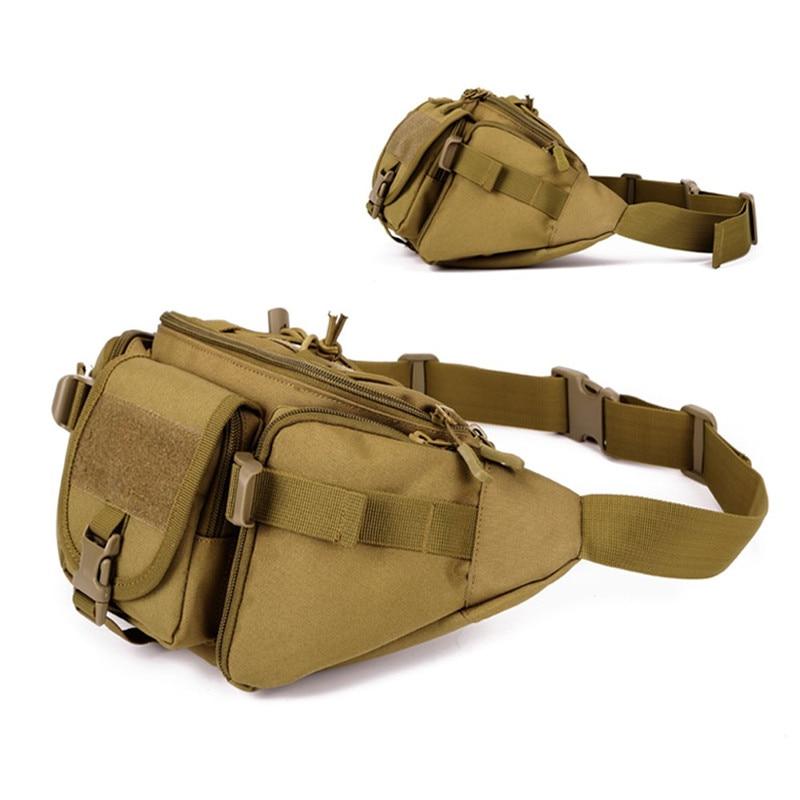 Vita Campeggio 2018 Digital Impermeabile Acu Sport desert Caccia Del Brown Dell'esercito Della black Cintura Di Sacchetto Digital Marsupi wolf Tattico Pacchetto Escursioni Pesca Molle Fanny xXqUWZrX