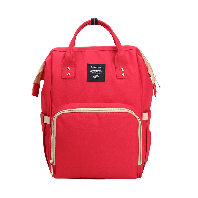 JXSLTC Fashion Mummy Maternity Nappy Travel Bag Brand Large Capacity Baby Bag Travel Backpack Desinger Nursing Bag for Baby Care