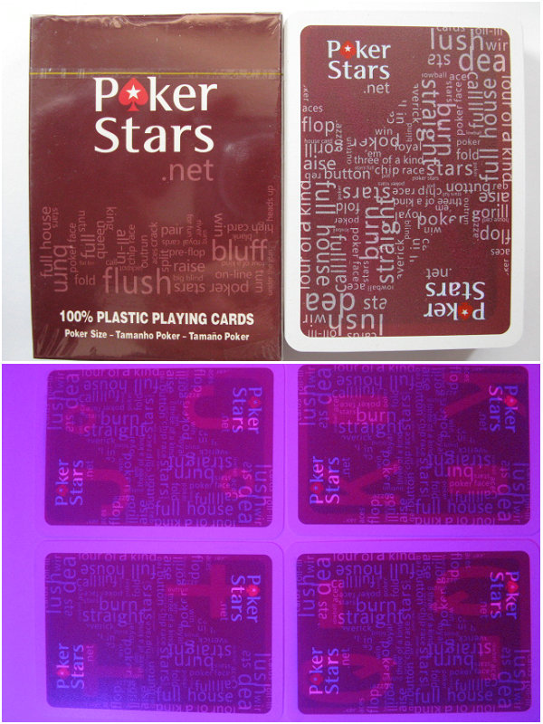 Magic poker home-Poker star Perspective poker, sales perspective glasses.marked cards.Poker cheating.88x63mm
