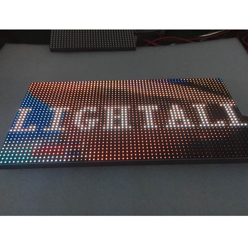 Seamless Splicing Led Module P5 32*64 Pixles 320*160mm 1/16 Scan Indoor Rgb Full Color Hub75 SMD2121 P5 Led Panel Display Module