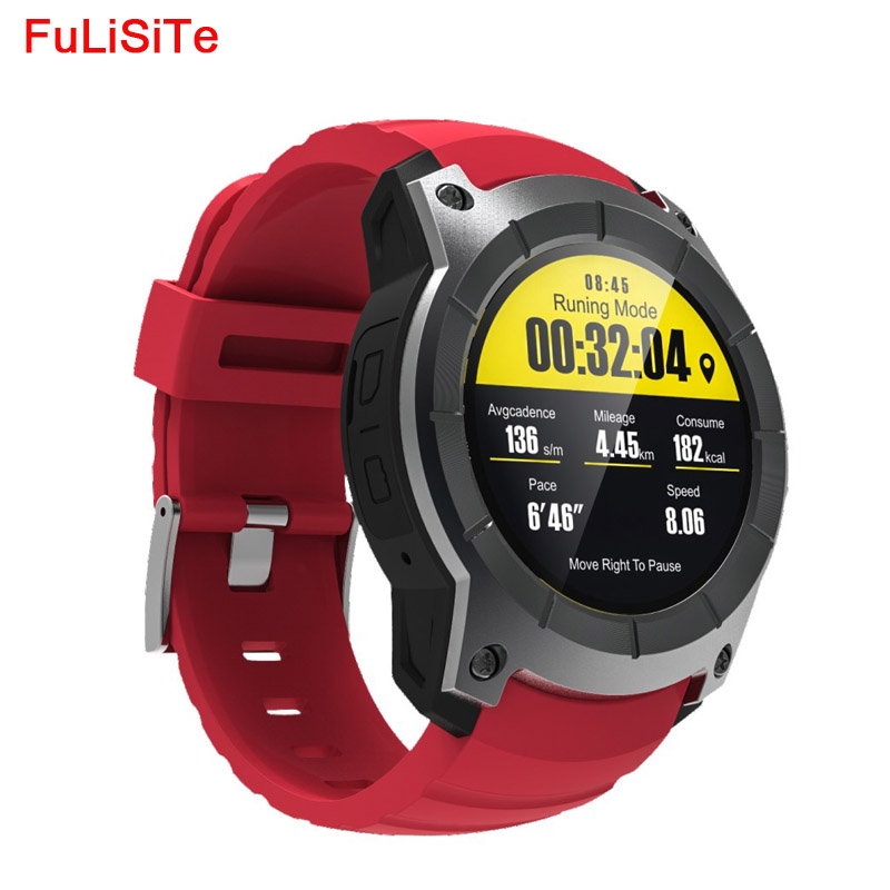 s958 GPS Smartwatch Outdoor Sport Smart Watch Pedometer Watch Walking Running Support SIM TF Card Heart Rate Sports Wristwatch gs8 1 3 inch bluetooth smart watch sport wristwatch with gps heart rate monitor pedometer support sim card for ios android phone