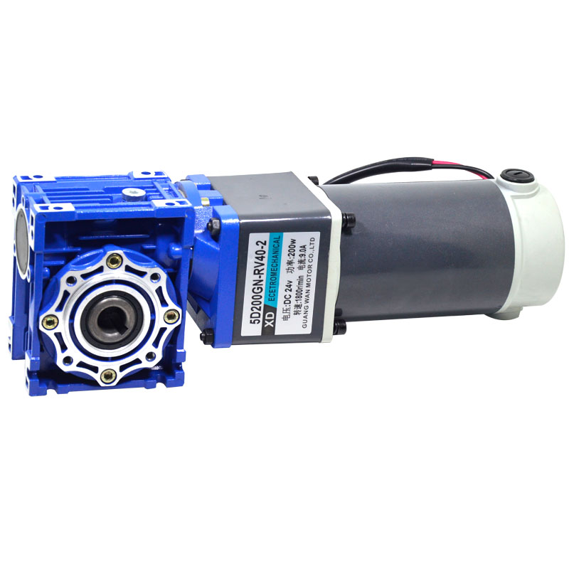 0.1rpm to 1.5rpm RV40 DC Worm Gear Reducer Motor 200w 12v 24v DC Ver 2- stage Gearmotor NMRV40 Self-Gearing Lock CW CCW make up factory kajal definer устойчивый контурный карандаш для глаз тон 08 темный шоколад 1 48 гр