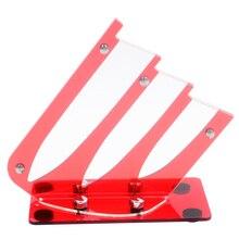 Hohe Qualität Messer Stand 1 Stück Kunststoff Messerhalter Für Keramik Küchenmesser Neue Ankunft Küche Geschenk Kochen Messer Blöcke