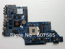 650800-001 Laptop Motherboard Mainboard For HP DV6 Intel Non-integrated 35 days warranty