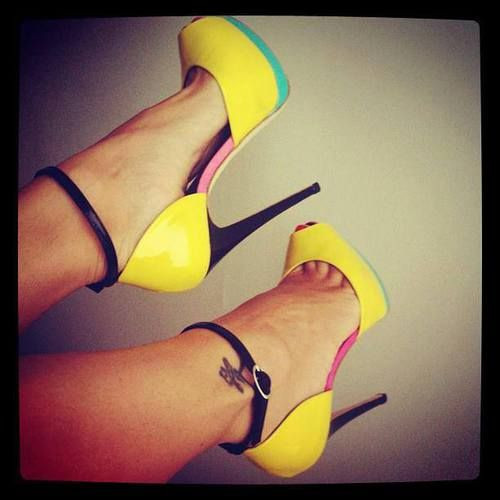Newest Fashion Women shoes Cheap Price Party Shoes Hot Sale Sexy Big Size US10 Open Toe Mixed-color Buckle Heels 14cm Yellow стоимость