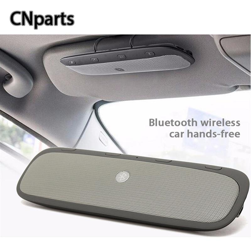CNparts universel voiture sans fil Bluetooth Kit mains libres haut-parleur téléphone pour BMW E90 Opel Insignia Alfa Romeo Ssangyong accessoires