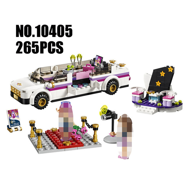 Aliexpress Buy Compatible With Lego Friends 41107 Bela 10405