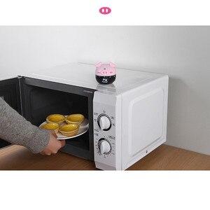 Image 5 - 2019 nuova cucina cottura conto alla rovescia 60 minuti acciaio/plastica Timer meccanico allarme # NN0128