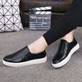 Mulheres sapatos de Couro Genuíno Loafers Slipon Slipony Mulheres Sapatos Mocassins Femininos Casuais Luz Krasovki Boty Obuv Calçado Ys 2016 h-048