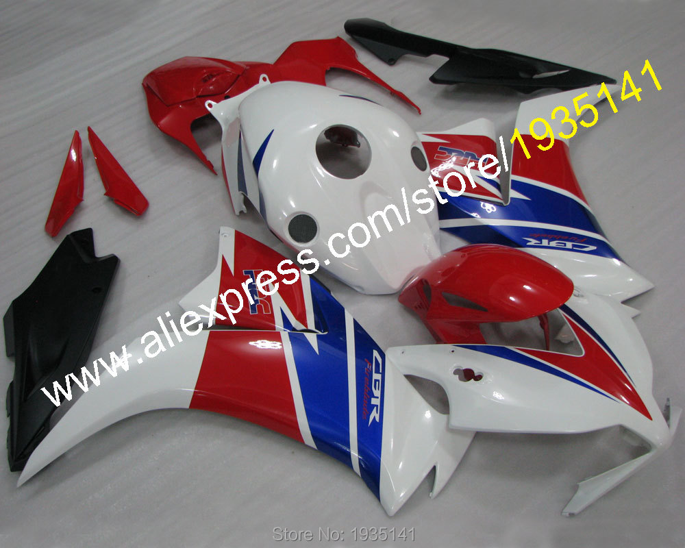 Hot Sales,Popular motorbike For Honda CBR1000RR 2012 2013 2014 CBR 1000RR CBR1000 RR aftermarket kit Fairing (Injection molding) for honda cbr600rr 2007 2008 2009 2010 2011 2012 motorbike seat cover cbr 600 rr motorcycle red fairing rear sear cowl cover