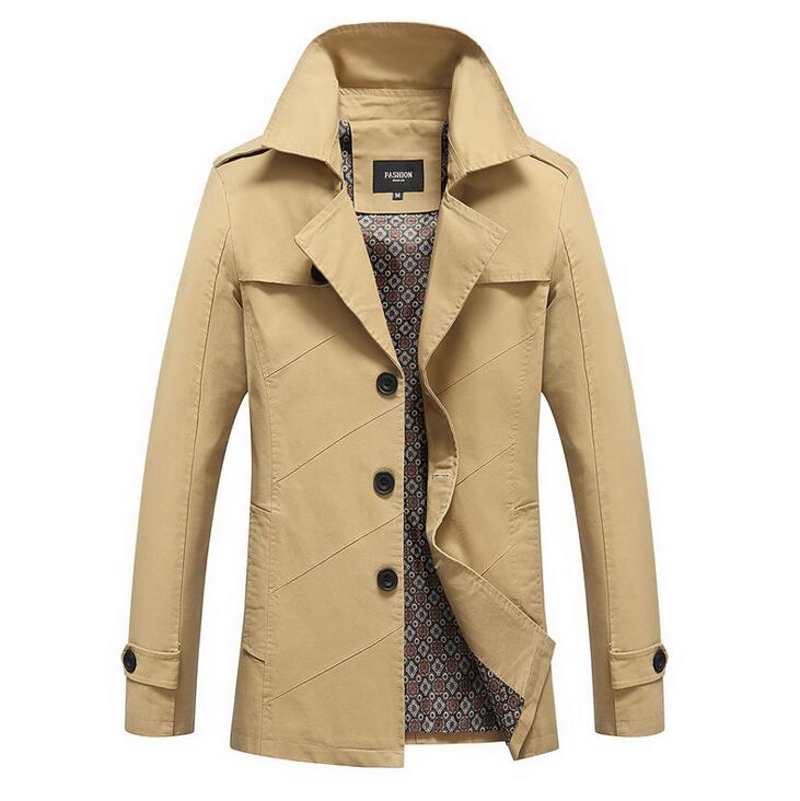 Cheap Pea Coats Men Promotion-Shop for Promotional Cheap Pea Coats