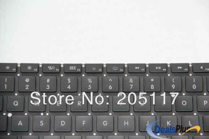 """Новый Для Macbook Air 13,3 """"A1369 A1466 A1405 MC965 Клавиатура для ноутбука 2011-2015"""
