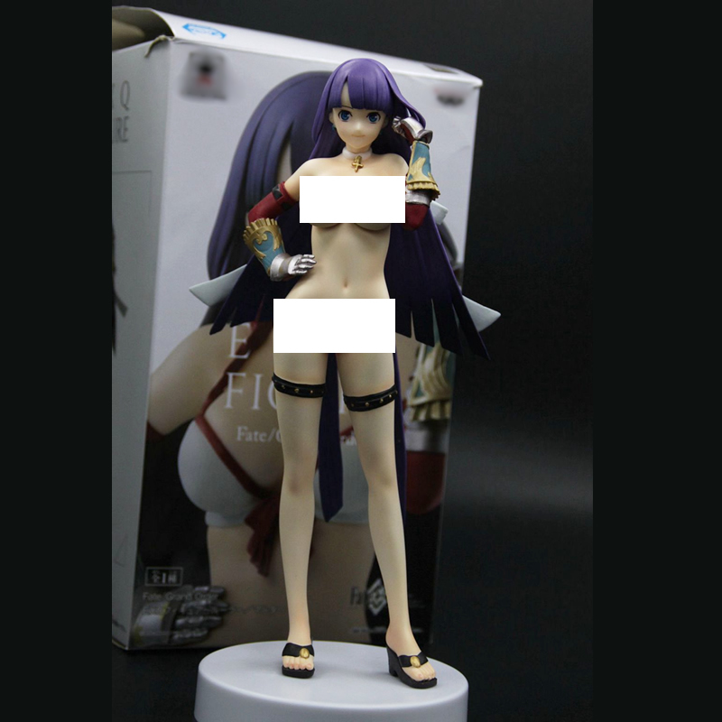 22cm Resin Magic change Sexy figure Fate Apocrypha Martha Swimsuit Ver Collection Toy Adult Naked GK Model doll