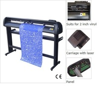 420MM Small Desktop Digital Laser Vinyl Printer Plotter Cutter